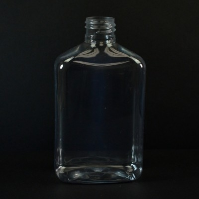 350 ml 28/410 Metric Oblong Clear PET Bottle
