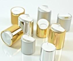 Dispensing Metal Overshell Caps