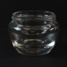 50 ML 53/400 Star Clear Glass Jar