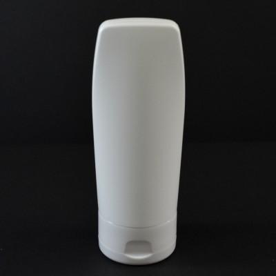 4 oz White Euro Tube Tottle 22/400 HDPE