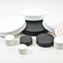 Plastic Non-Dispensing Caps