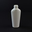 2 oz 20/410 Vail Oval White HDPE Bottle