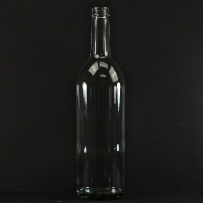 750ml 28/400 Flint Wine Bottle