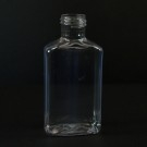 100 ml 24/410 Metric Oblong Clear PET Bottle