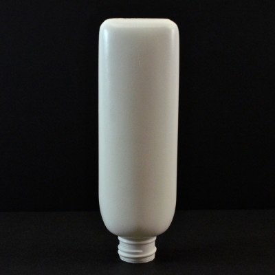 4 oz White Malibu Tottle 24/410 MDPE