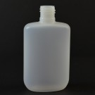 1.25 oz 15/415 Drug Oval Natural HDPE Bottle