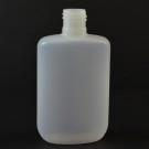 1.25 oz 15/415 Drug Oval Natural HDPE Bottle