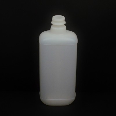 32 oz 33/400 Natural Blake Oblong HDPE Bottle