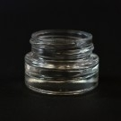 1/4 oz 33/400 Renoir Clear Glass Jar