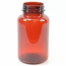 175 cc 38/400 Amber Nutritional Supplement PET Packer - 320/case