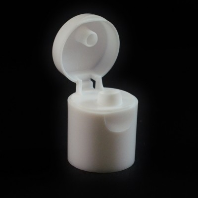 24/415 Smooth White Snaptop Dispensing PP Cap
