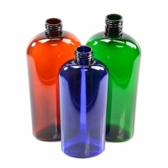CosmOval PET Bottles