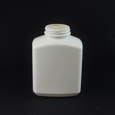 24oz 53/400 White Oblong Space Saver HDPE