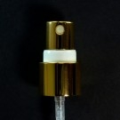 20/410 Fine Mist Sprayer Shiny Gold/Clear Hood