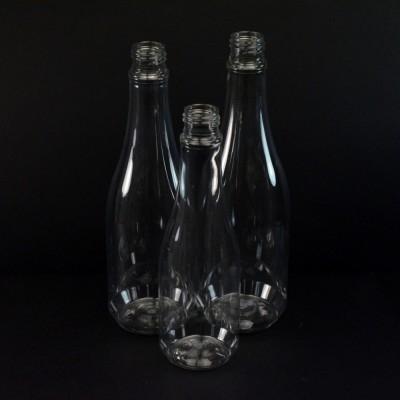Champagne Plastic Bottles