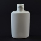 1.25 oz 15/415 Drug Oval White HDPE Bottle