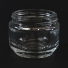 60 ML 53/400 Venus Clear Glass Jar