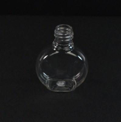 1.25 oz 18/415 Clear PET Clock Amenity Bottle