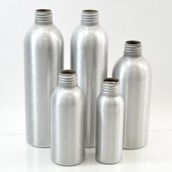 Aluminum Metal Bottles