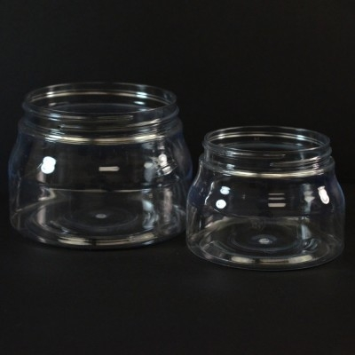 Regular Wall Tuscany Plastic Jars