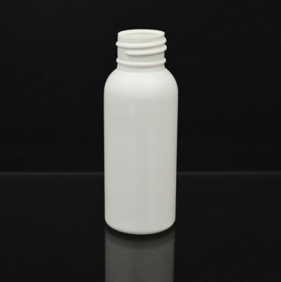 2 OZ 24/410 Royalty Round White HDPE Bottle  - 1900/case