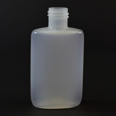 0.75 oz 15/415 Drug Oval Natural HDPE Bottle