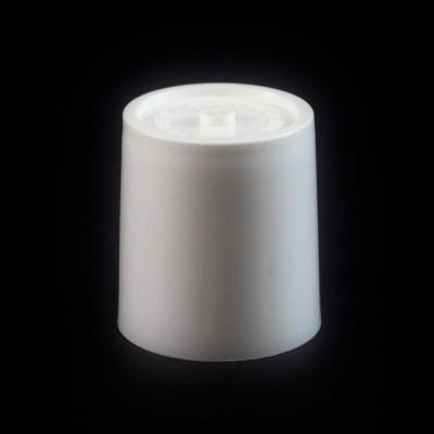 24/410 White Push Pull Reversible Dispensing Symmetrical Cap to 2 oz #224
