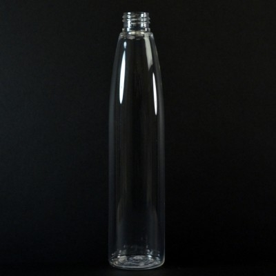 300 ML 24/410 Evolution Slim Round Clear PET Bottle