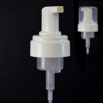 43mm White Foamer Pump F2