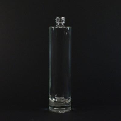 100 ml 18/415 Laura Clear Glass Bottle