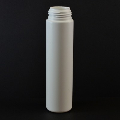 250 ML 43 MM Foamer Bottle White HDPE