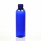 2 oz 20/410 Cosmo Round Cobalt PET Bottle