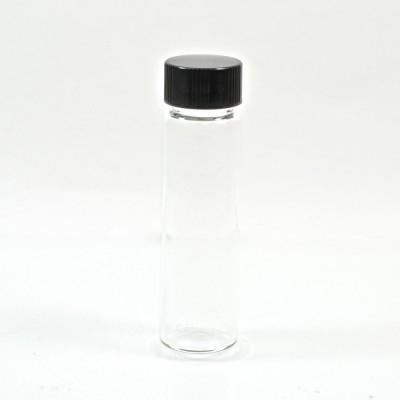 4 DRAM Screw Thread Clear Glass Vial 18/400