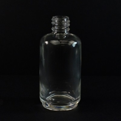 50 ml 18/415 Costanza Clear Glass Bottle