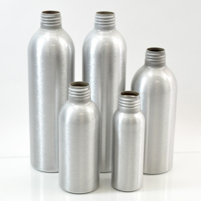 Aluminum Metal Bottles