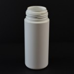 125 ML 43 MM Foamer Bottle White HDPE