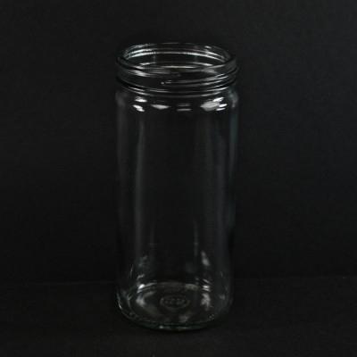 12 OZ 63/2030 Flint Paragon Glass Jar