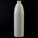 10 oz 24/410 Evolution Round White HDPE Bottle