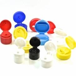 Plastic Snap top Caps