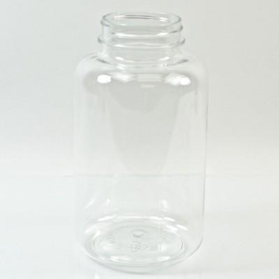 300CC Clear Nutritional Supplement Packer PET 45/400