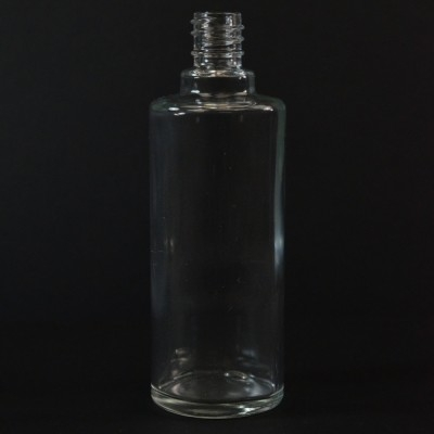 150 ml E5 Ronde Cylinder Clear Glass Bottle