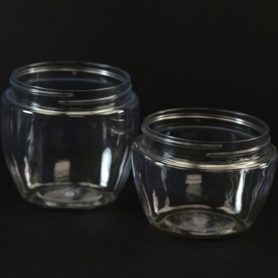 Regular Wall Venetian Plastic Jars