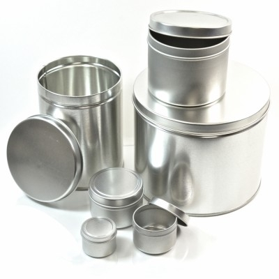 Seamless Deep Metal Jars
