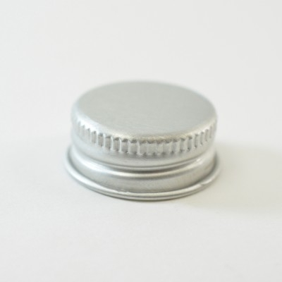 22/400 Aluminum Cap with PE Foam Liner