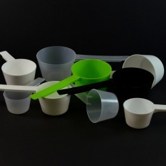 Plastic Measuring Scoops