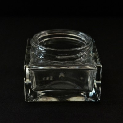 30 ML 51/400 Priam Clear Glass Jar