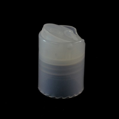 20/415 Smooth Natural Presstop Dispensing Cap PP