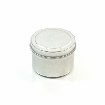 1 oz. Seamless Deep Metal Straight Base Jar