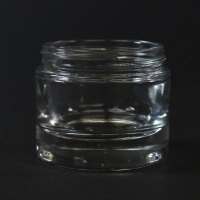 50 ML 58/400 Penelope Clear Glass Jar