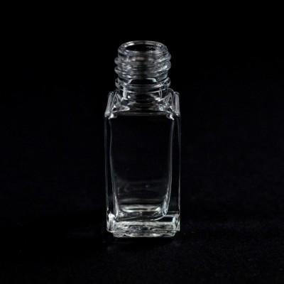 3ml 13/415 Deborah Clear Roll On Glass Bottle